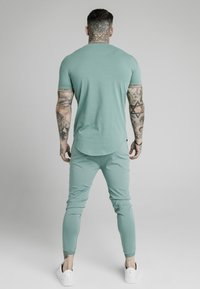 SIKSILK - Basic T-shirt - light petrol blue - 2