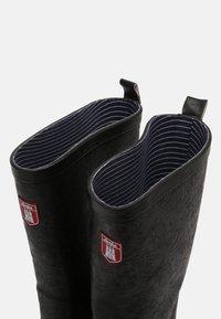 Derbe - DE HACK STEVEL - Kumisaappaat - schwarz - 4