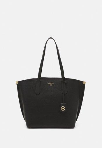 JANE TOTE - Shopping bag - black