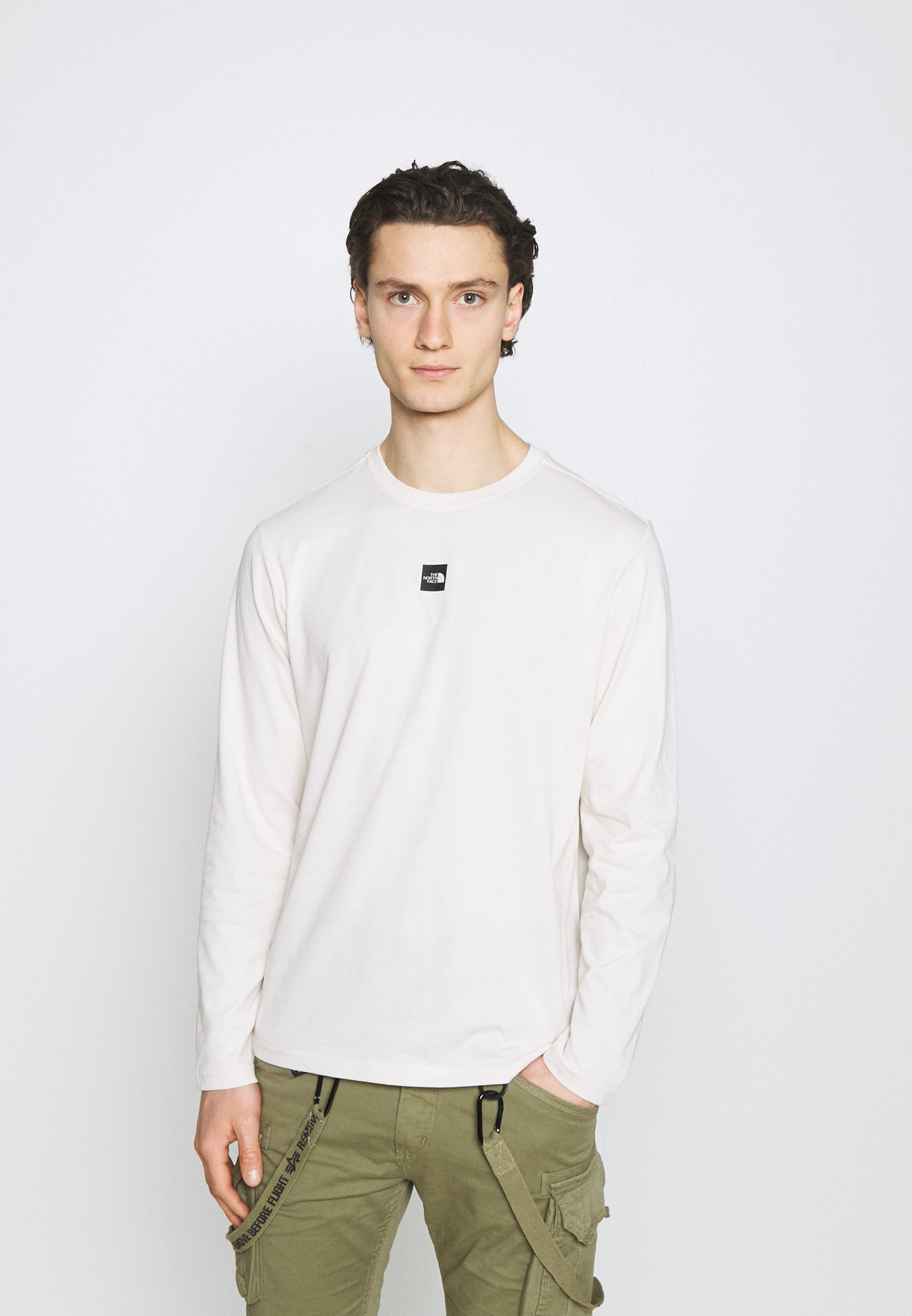 Men CENTRAL LOGO - Long sleeved top