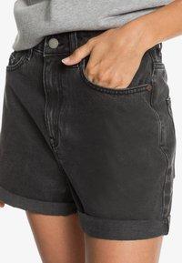 Roxy - Denim shorts - anthracite - 4