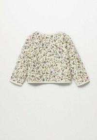 Mango - BIANCA - Light jacket - ecru - 1