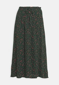 Another-Label - KNAPP SKIRT - A-line skirt - sycamore animal - 0