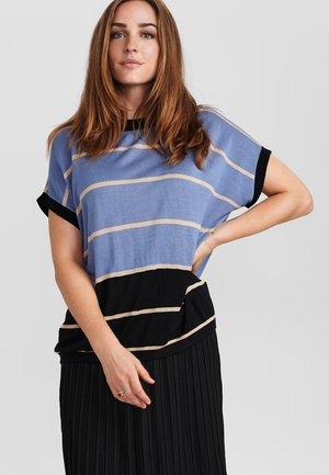 SIMMELIASSA - T-shirt print - colony blue