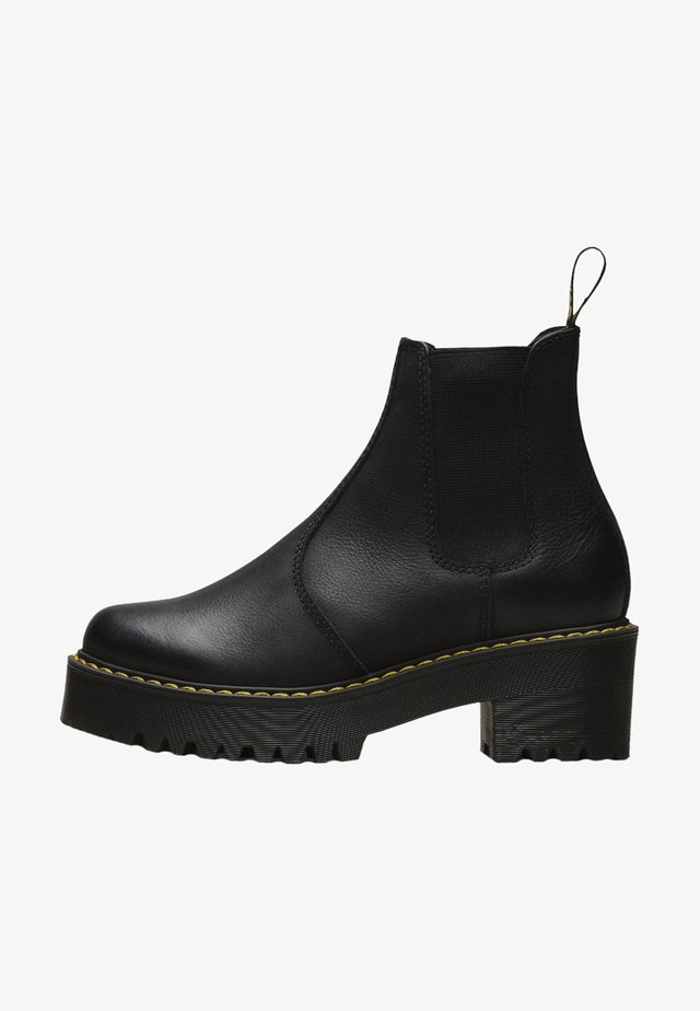 CHELSEA ROMETTY WYOMING - Ankle boots - black