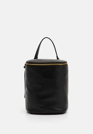 CONCRETE JOURNAL MINI - Tagesrucksack - noir