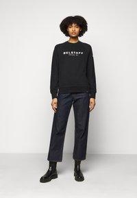 Belstaff - ENGLAND RAGLAN - Sweatshirt - black - 1