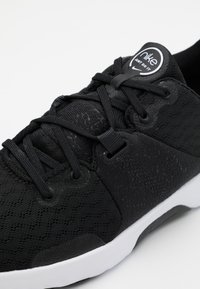 Nike Performance - CITY TRAINER 3 - Sports shoes - black/white/anthracite - 5