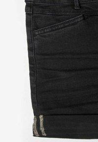 LMTD - Denim shorts - black denim - 3