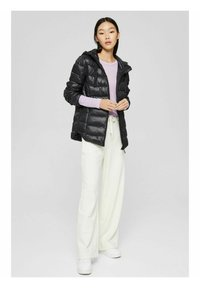 Esprit - KAPUZE - Light jacket - black - 1