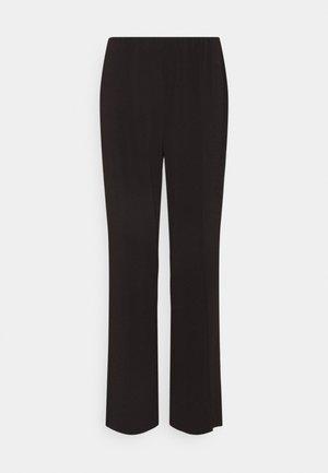 VMALBERTA DETAIL PANT  - Trousers - black