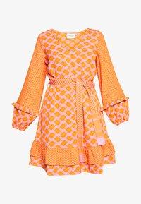 CECILIE copenhagen - LIV - Day dress - tangerine - 5