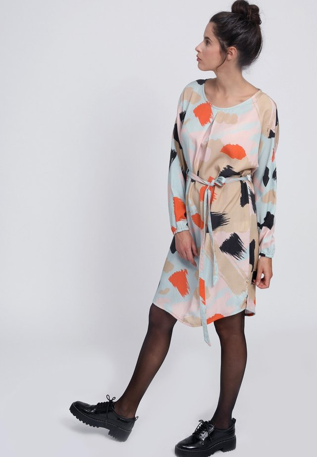 LASILA - Day dress - painted