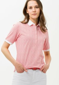 BRAX - STYLE CLEO - Polo - coral - 0