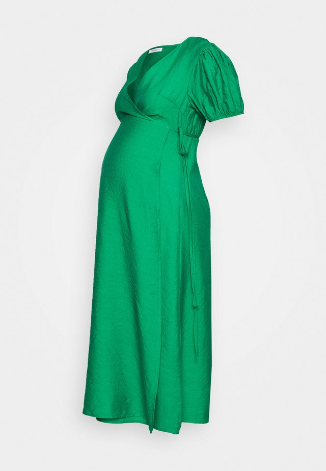 DRESS - Korte jurk - green