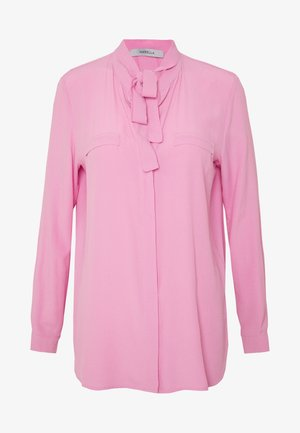 NOVARA - Button-down blouse - deep rose