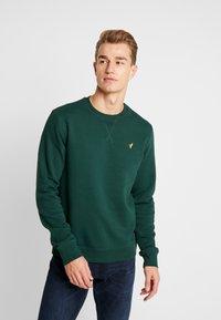 Pier One - Sweatshirt - dark green - 0