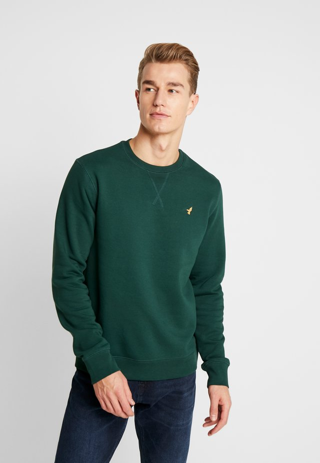 Sweater - dark green
