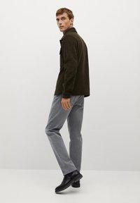 Mango - BELLART - Overhemd - khaki - 3