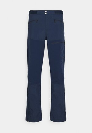 BITIHORN LIGHTWEIGHT PANTS - Tygbyxor - indigo night