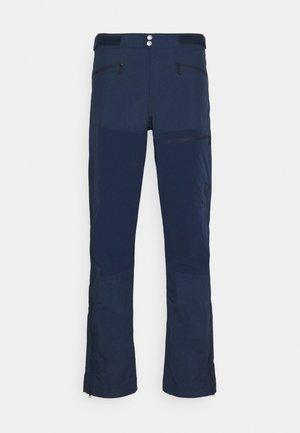 BITIHORN LIGHTWEIGHT PANTS - Trousers - indigo night