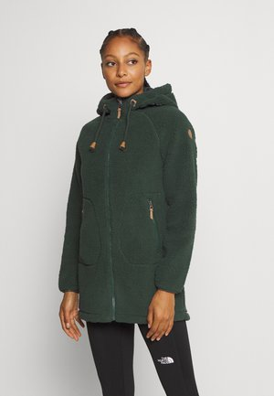 ANGUILLA - Fleecejacke - antique green