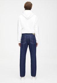 PULL&BEAR - Straight leg jeans - dark blue - 2