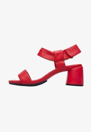 UPRIGHT - Sandales - rot