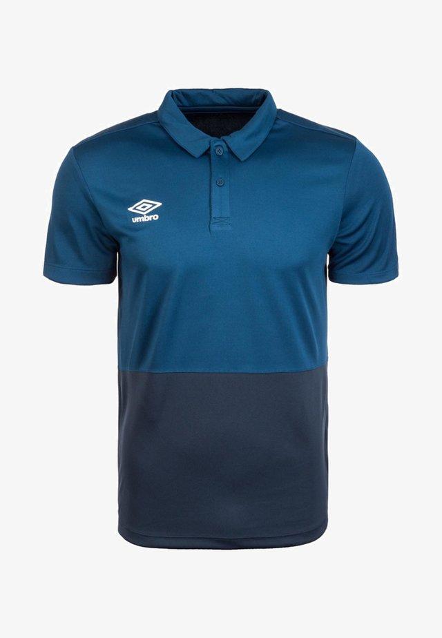 Polo shirt - navy/dark navy