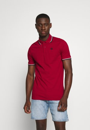 JJENOAH - Polo shirt - rio red
