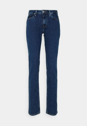 SOFT ROME STRAIGHT - Jean droit - blue denim