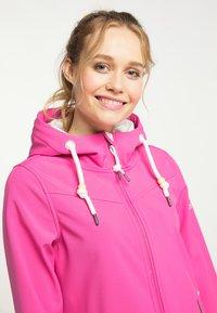 Schmuddelwedda - Outdoor jacket - pink - 3