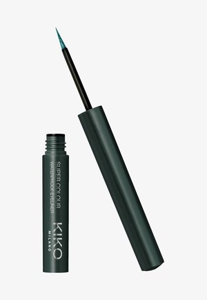 SUPER COLOUR EYELINER - Eyeliner - 104 dark forest green