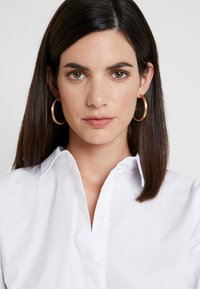 s.Oliver - Button-down blouse - white - 4