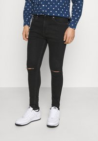 Tommy Jeans - FINLEY SUPER SKINNY - Jeans Skinny Fit - denim - 0