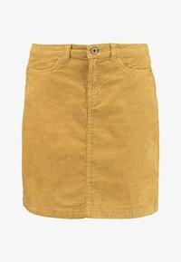 edc by Esprit - SKIRT - A-line skirt - amber yellow - 4