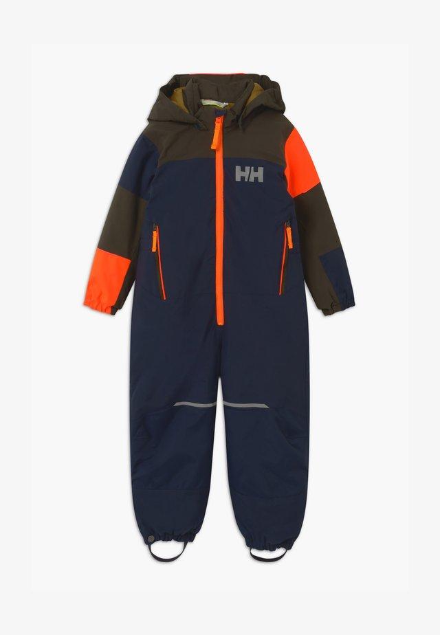RIDER SUIT UNISEX - Snowsuit - navy