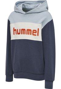 Hummel - MORTEN  - Hoodie - blue fog - 2