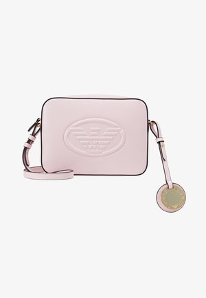 FRIDA CAMERA EMBOS EAGLE - Across body bag - rosa baby