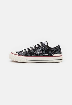 MASTER COLLECTOR LOONEY - Sneakersy niskie - black