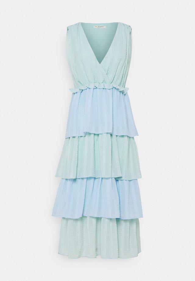 JUNA DRESS - Vestito estivo - blue
