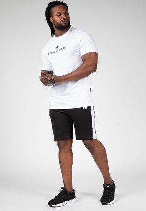 DAVIS - T-shirt print - white