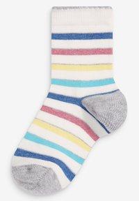 Next - 7 PACK - Socks - multi-coloured - 6
