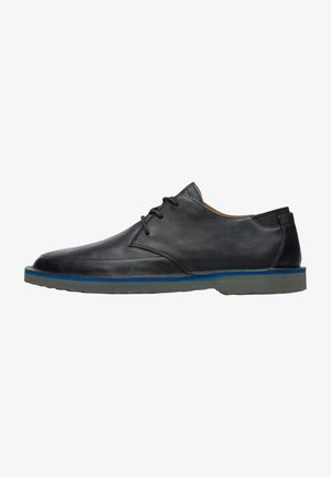 MORRYS - Casual lace-ups - schwarz