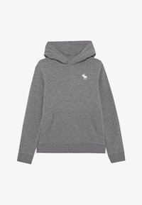 Abercrombie & Fitch - ICON - Hoodie - grey - 2