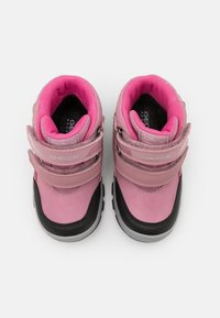 Geox - DINSEY FLANFIL GIRL ABX - Winter boots - rose - 3