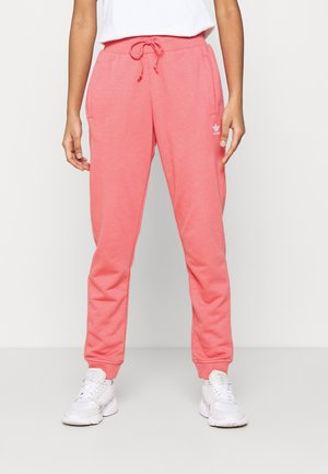 Tracksuit bottoms - hazy rose