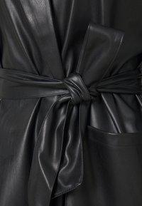 ONLY - ONLTRILLION BELT COATIGAN - Classic coat - black - 2