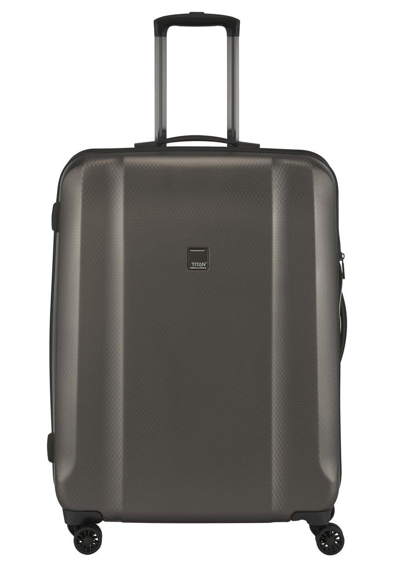 Titan - XENON DELUXE - Wheeled suitcase - gunmetal