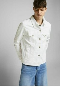 Jack & Jones - Denim jacket - white - 3